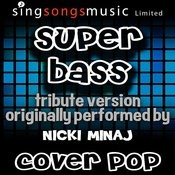 Super Bass (Tribute Version) Songs
