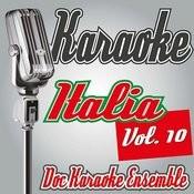 Karaoke Italia Vol. 10 Songs