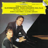 Mozart: Piano Concertos Nos.17 & 21 Songs