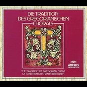 The Tradition of Gregorian Chant Songs