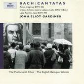 Bach, J.S.: Cantatas BWV 106, 118 & 198 Songs