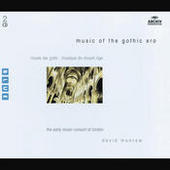 Music of the Gothic Era (2 CDs) Songs