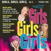 Girls, Girls, Girls, Vol. 3 Songs