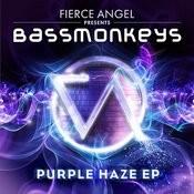 Fierce Angel Presents Bassmonkeys - Purple Haze Ep Songs