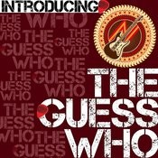 Introducing The Guess Who Songs