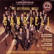 The Antiphonal Music Of Gabrieli & Frescobaldi Songs