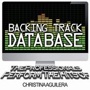 Backing Track Database - The Professionals Perform The Hits Of Christina Aguilera (Instrumental) Songs