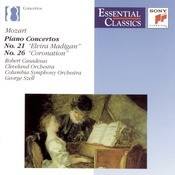 Mozart: Piano Concertos K.467 & 537; Variations K.265 Songs