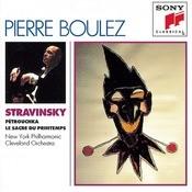 Stravinsky: Ptrouchka; Rite Of Spring Songs