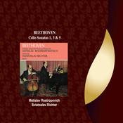 Beethoven: Cello Sonatas 1,3,5 Songs