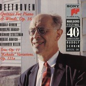 Beethoven: Quintet for Piano & Winds, Op. 16, Trio in B-Flat Major, Op. 11 &