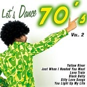 Let's Dance 70's Vol. 2 Songs