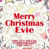 Merry Christmas Evie - A Special #christmasgift For You Songs