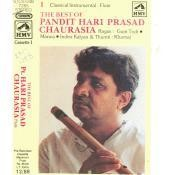 The Best Of Pandit Hari Prasad Chaurasia Cassette 1 Songs