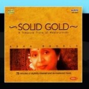 Solid Gold Asha Bhosle Marathi Vol 1 Songs