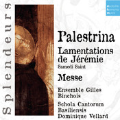 Palestrina Choral Works Songs