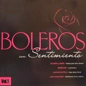 Boleros Con Sentimiento Vol. 1 Songs