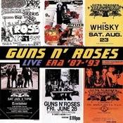 Live Era '87-'93 Songs