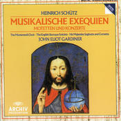 Schütz: Motets and Concertos Songs