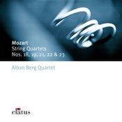 Mozart : String Quartets Nos 18, 19 & 21 - 23 Songs