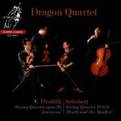 Dvořák & Schubert String Quartets Songs