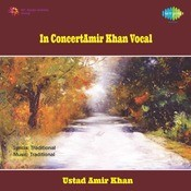 In Concert - Amir Khan (vocal) Songs