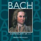 Bach, JS : Sacred Cantatas BWV Nos 109 - 111 Songs