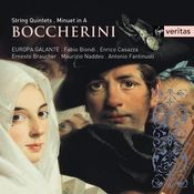 Boccherini: String Quintets Songs