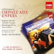 Offenbach: Orphee aux enfers Songs