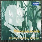 Shostakovich : String Quartets No.3 & No.4 Songs
