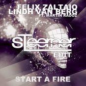Start A Fire (feat. Martin Radoz) Songs