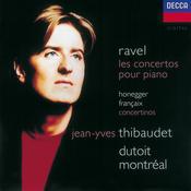 Ravel: Piano Concertos/Honegger: Piano Concertino/Françaix: Piano Concertino Songs
