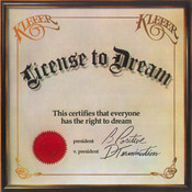 License To Dream Songs
