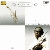 Legends - Lalgudi G Jayaraman (violin) Vol 4 Songs