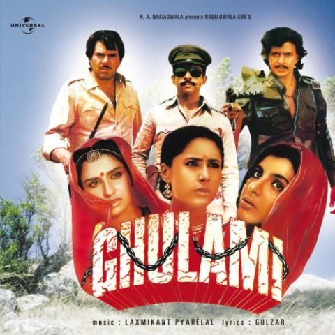Ghulami Hindi Movies Mp3 Songs