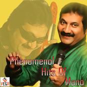 Phenomenal Hits of Mano Songs