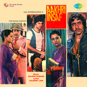 Aakhri Insaaf Songs