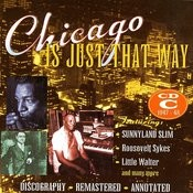 JSP Records Presents: Chicago Is Just That Way: CD C 1947 - 1948 Songs
