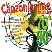 Le Canzonissime Italiane 70' 80' Songs