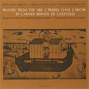Prayers From The Ark: French And English Poems Songs
