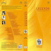 Legends Majrooh Sultanpuri Volume 4 Songs