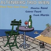 Piano Trios From France Songs