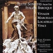 Flute Sonatas From The Italian Baroque Songs