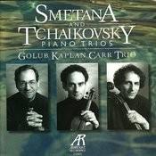 Smetana: Trio in G Minor - Tchaikovsky: Trio in A Minor Songs
