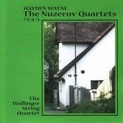Hayden Wayne-The Nuzerov Quartets 3, 4 & 5 Songs