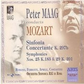 Symphony No. 25 In G Minor (G-Moll, Sol Mineur, Sol Minore) K.183: IV. Allegro Song