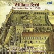 Byrd: Cantiones Sacrae 1589 Songs