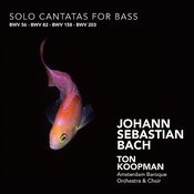 Bach: Solo Cantatas For Bass Songs