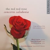 The Red Red Rose Songs