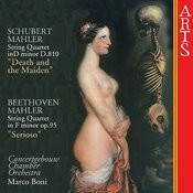 String Quartet In D Minor, D.810 Death And The Maiden: Presto (Schubert / Mahler) Song